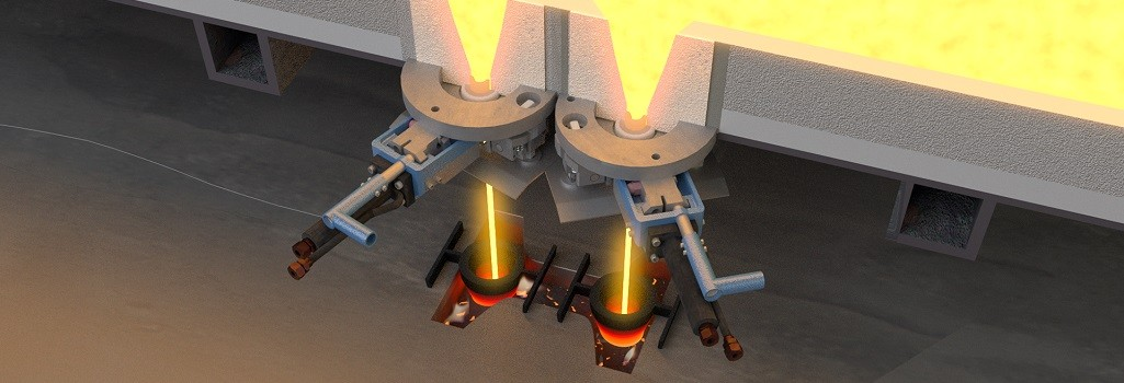 Tundish Mold Continuous Casting : Tundish to mould solutions for beam blank casters vesuvius